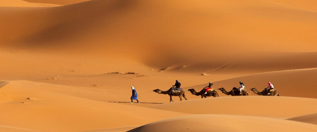 4 Days Tour Marrakech Desert