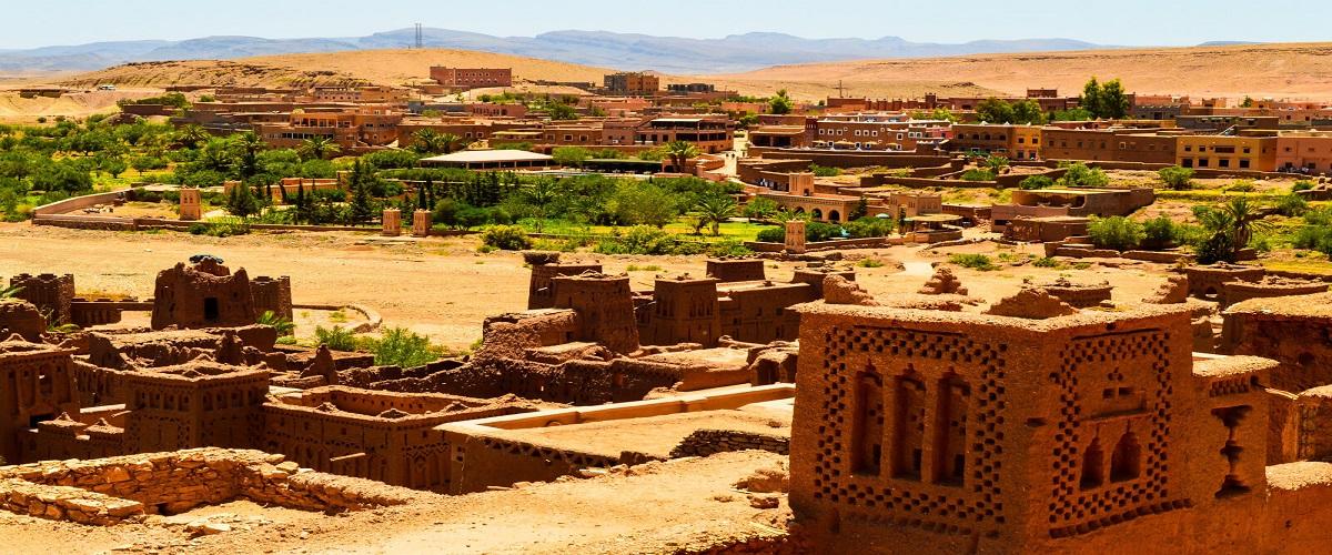 Ait Benhddou kasbah Day Trip