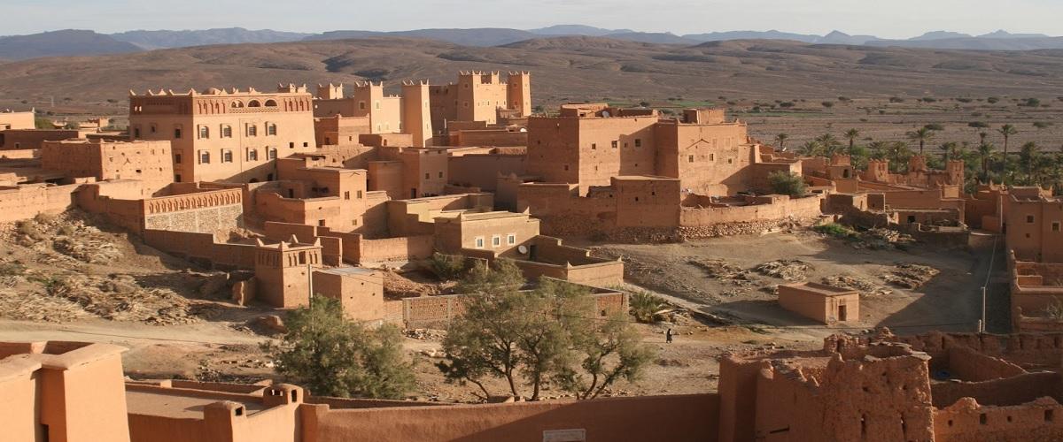 5 Days Tour Marrakech Merzouga